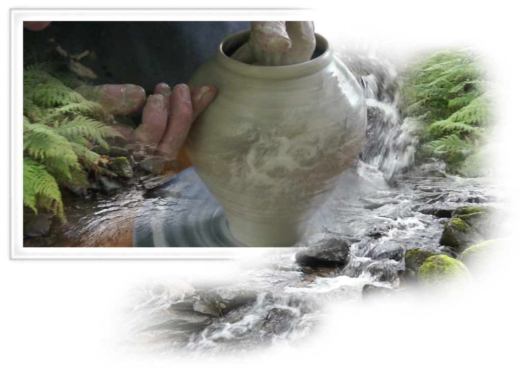 Pot and Stream image