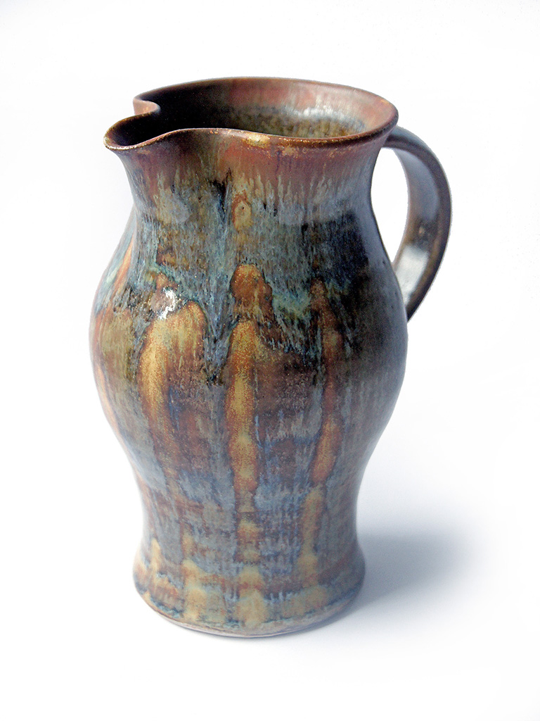Balluster shaped jug